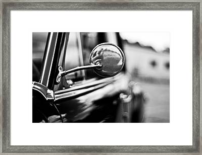 '52 Plymouth Framed Print