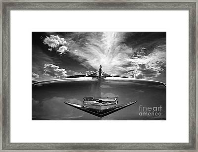 56 Bel Air Framed Print