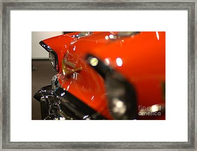 57 Ford Thunderbird Framed Print