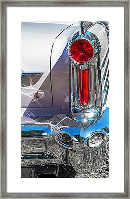 58 Olds Framed Print by Jim Hatch