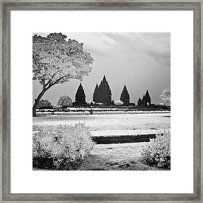 Instagram Photo Framed Print by Tommy Tjahjono