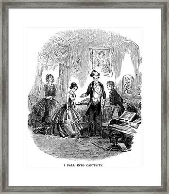Dickens: David Copperfield Framed Print by Granger