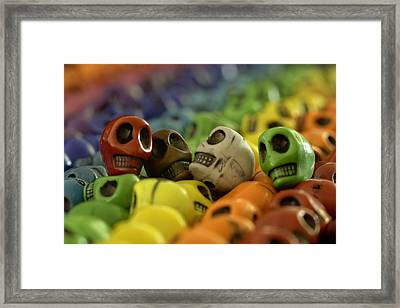 Friends Framed Print by Mike Herdering