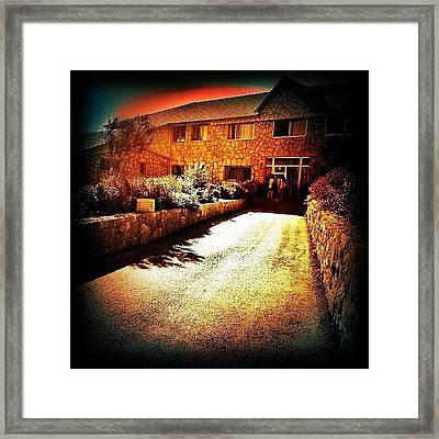 #igers #igdaily #instagood #instamood Framed Print