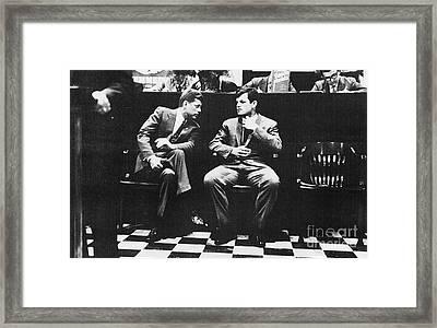 John F. Kennedy (1917-1963) Framed Print by Granger