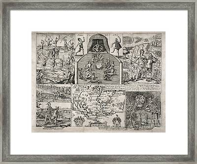 John Smith (1580-1631) Framed Print by Granger