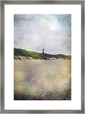 Lighthouse Framed Print by Joana Kruse