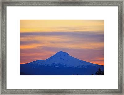 Oregon, United States Of America Framed Print by Craig Tuttle