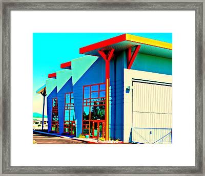 Scottsdale Series Framed Print