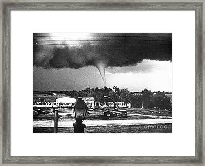 Tornado Framed Print by Science Source