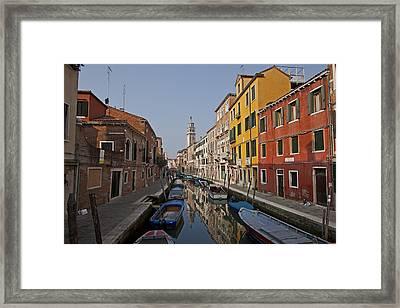 Venice - Italy Framed Print