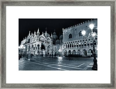 Venice Framed Print by Joana Kruse