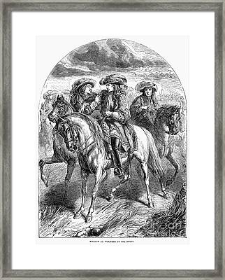 William IIi Of England Framed Print by Granger