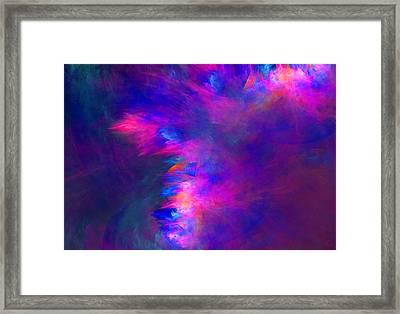 612 Framed Print by Lar Matre