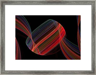 650 Framed Print by Lar Matre