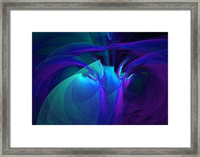 654 Framed Print by Lar Matre