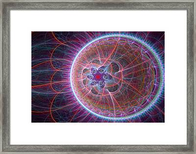 688 Framed Print by Lar Matre
