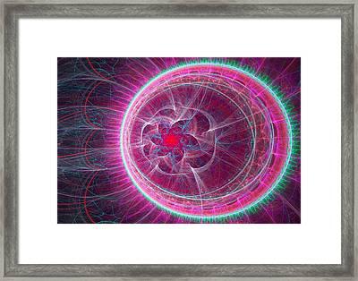 689 Framed Print by Lar Matre