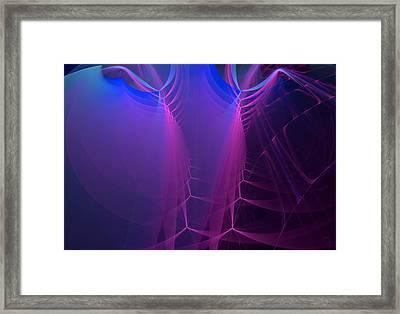 690 Framed Print by Lar Matre