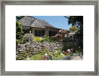 Carmel Framed Print