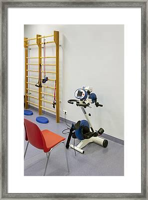Estonia. University Hospital Sports Framed Print by Jaak Nilson