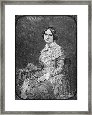 Jenny Lind (1820-1887) Framed Print