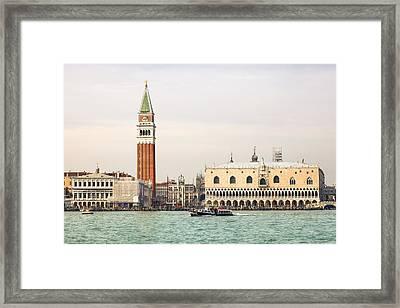 Venezia Framed Print by Joana Kruse