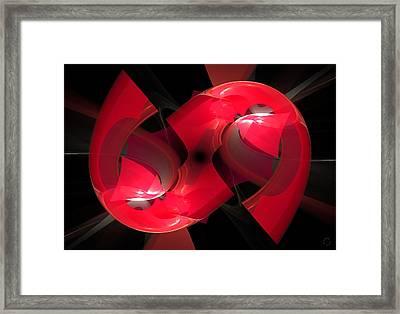 705 Framed Print by Lar Matre