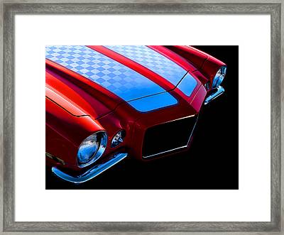'71 Camaro Framed Print by Douglas Pittman