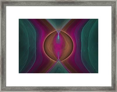 714 Framed Print by Lar Matre