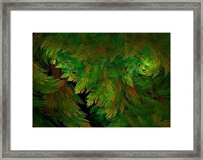 722 Framed Print by Lar Matre