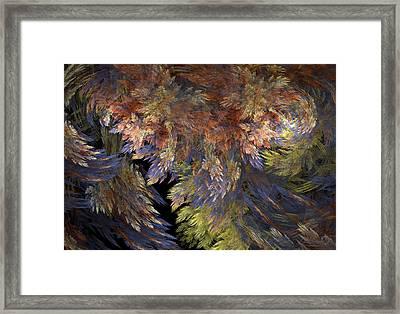 724 Framed Print by Lar Matre