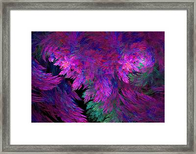 726 Framed Print
