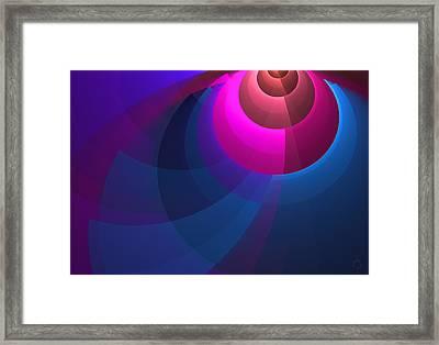 732 Framed Print by Lar Matre