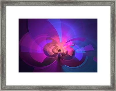 733 Framed Print by Lar Matre