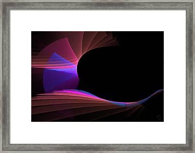 736 Framed Print by Lar Matre