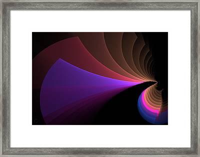 742 Framed Print by Lar Matre
