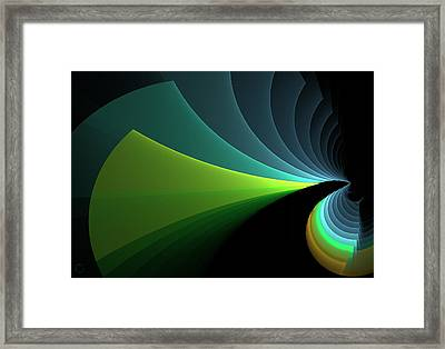 743 Framed Print by Lar Matre