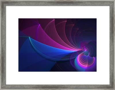 744 Framed Print by Lar Matre