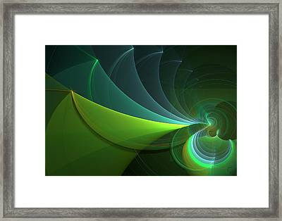 745 Framed Print by Lar Matre