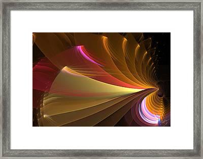749 Framed Print by Lar Matre