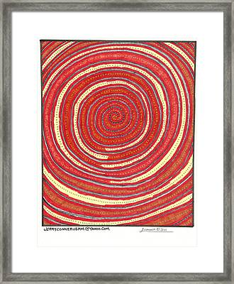 Million Dollar Painting Framed Print by Jerry Conner