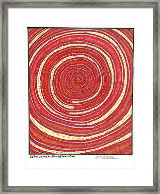 Million Dollar Painting Framed Print