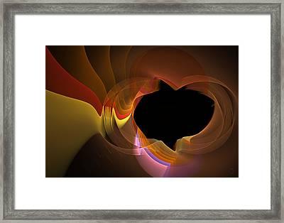 752 Framed Print by Lar Matre