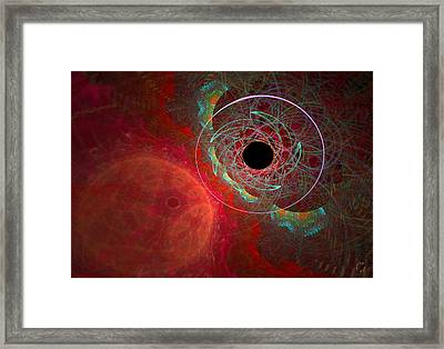 755 Framed Print by Lar Matre