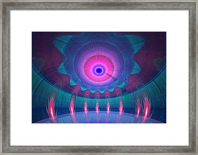 763 Framed Print by Lar Matre