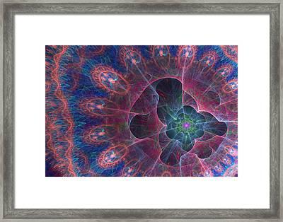 768 Framed Print by Lar Matre