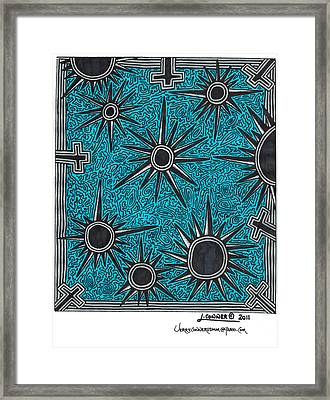 Museum Art Framed Print by Jerry Conner