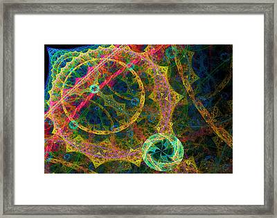 773 Framed Print by Lar Matre