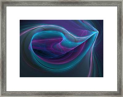 777 Framed Print by Lar Matre